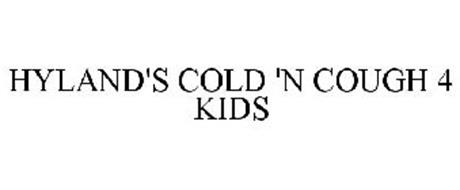HYLAND'S COLD 'N COUGH 4 KIDS