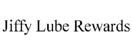 JIFFY LUBE REWARDS
