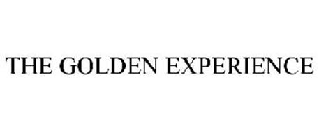 THE GOLDEN EXPERIENCE
