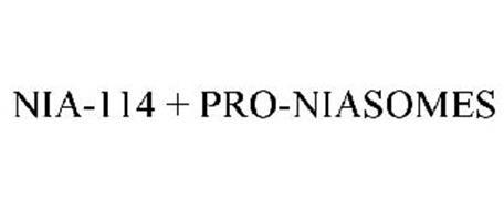 NIA-114 + PRO-NIASOMES