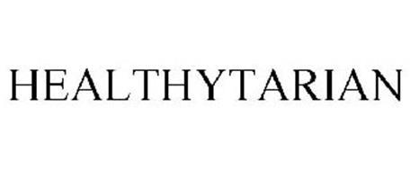 HEALTHYTARIAN