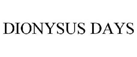 DIONYSUS DAYS