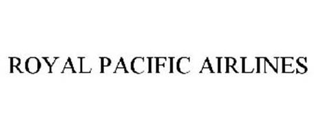 ROYAL PACIFIC AIRLINES