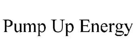 PUMP UP ENERGY