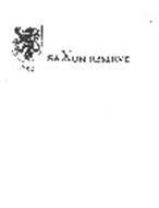 1765 SAXXON RESERVE
