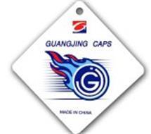 GUANGJING CAPS MADE IN CHINA G G C