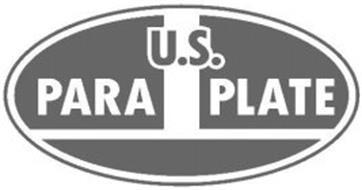 U.S. PARA PLATE