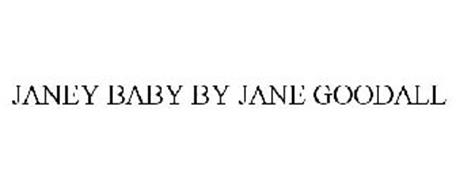 JANEY BABY BY JANE GOODALL