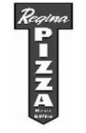 REGINA PIZZA BEER & WINE