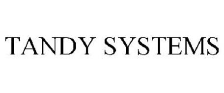 TANDY SYSTEMS