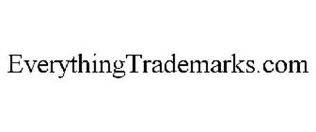 EVERYTHINGTRADEMARKS.COM