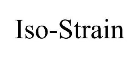ISO-STRAIN