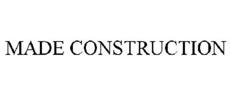 MADE CONSTRUCTION
