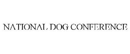 NATIONAL DOG CONFERENCE