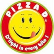 PIZZA D D'LIGHT IN EVERY BITE!