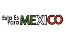 ESTA ES PARA MEXICO