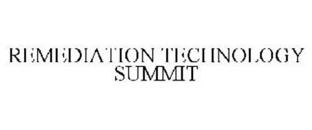 REMEDIATION TECHNOLOGY SUMMIT