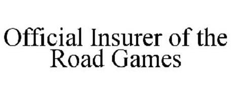 OFFICIAL INSURER OF THE ROAD GAMES