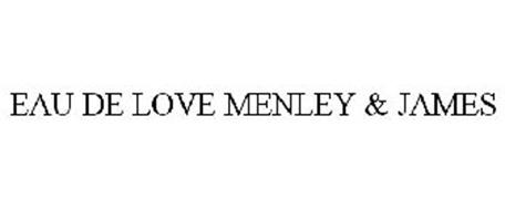EAU DE LOVE MENLEY & JAMES