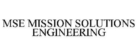 MSE MISSION SOLUTIONS ENGINEERING