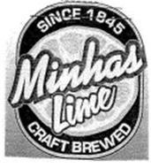 MINHAS LIME SINCE 1845 CRAFT BREWED
