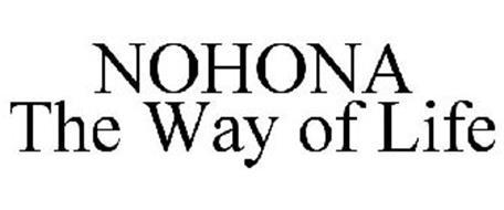 NOHONA THE WAY OF LIFE