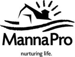 MANNA PRO NURTURING LIFE.