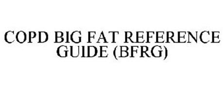 COPD BIG FAT REFERENCE GUIDE (BFRG)
