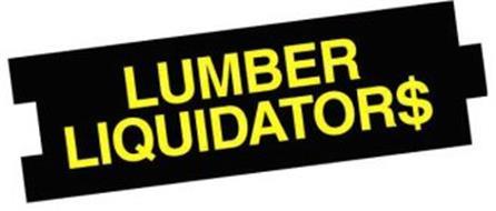 LUMBER LIQUIDATOR$