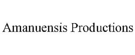 AMANUENSIS PRODUCTIONS