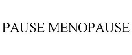 ...PAUSE MENOPAUSE