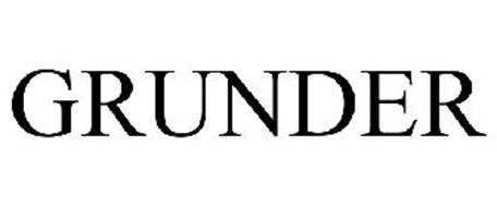 GRUNDER
