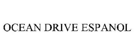 OCEAN DRIVE ESPANOL