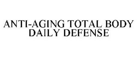 ANTI-AGING TOTAL BODY DAILY DEFENSE