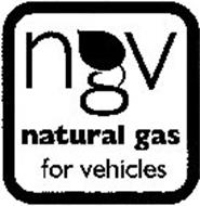 NGV NATURAL GAS FOR VEHICLES