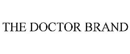 THE DOCTOR BRAND
