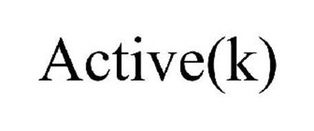 ACTIVE(K)