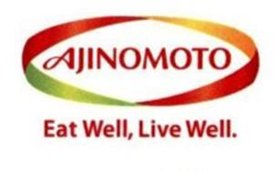 AJINOMOTO EAT WELL, LIVE WELL.