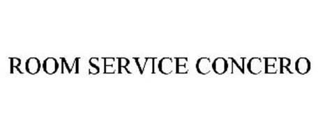 ROOM SERVICE CONCERO