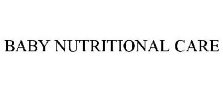 BABY NUTRITIONAL CARE