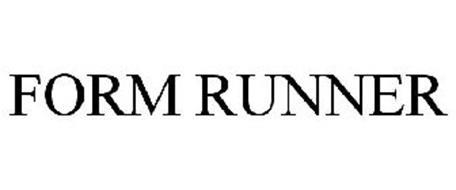FORM RUNNER