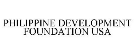 PHILIPPINE DEVELOPMENT FOUNDATION USA