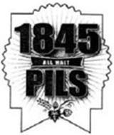 1845 PILS  ALL MALT