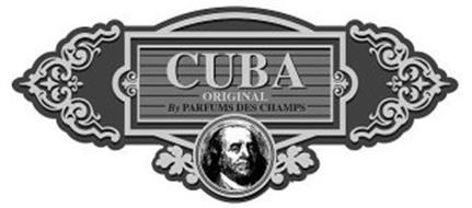 CUBA ORIGINAL BY PARFUMS DES CHAMPS