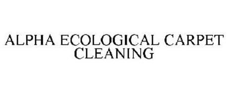 ALPHA ECOLOGICAL CARPET CLEANING