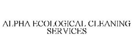 ALPHA ECOLOGICAL CLEANING SERVICES