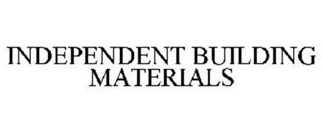 INDEPENDENT BUILDING MATERIALS