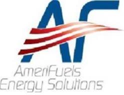 AF AMERIFUELS ENERGY SOLUTIONS