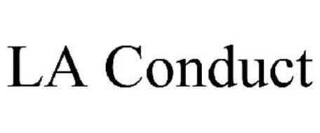 LA CONDUCT