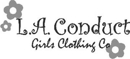 L.A. CONDUCT GIRLS CLOTHING CO.